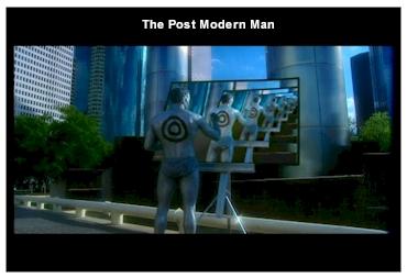 The postmodern man - Jason LaMotte