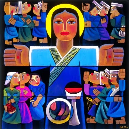 he_qi_the_risen_christ