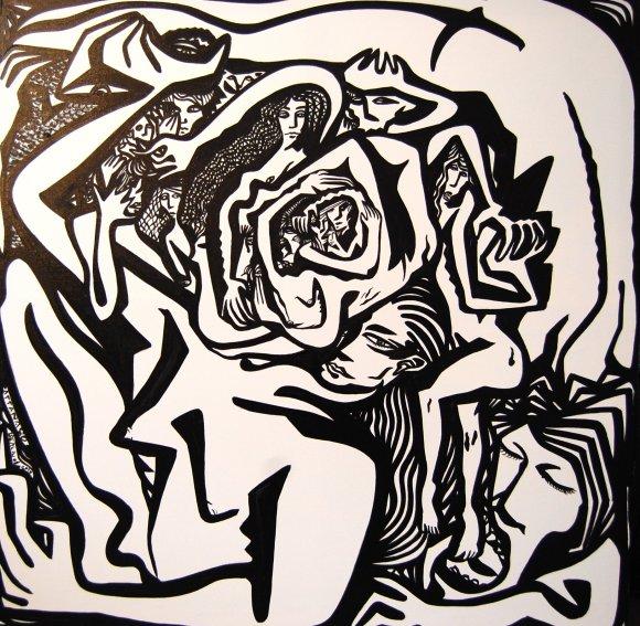 Spiral Concrete - Riccardo Attanasio