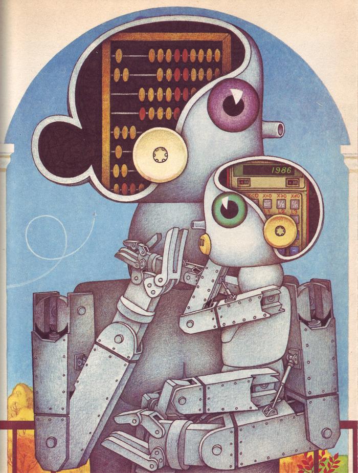 mummy-robot